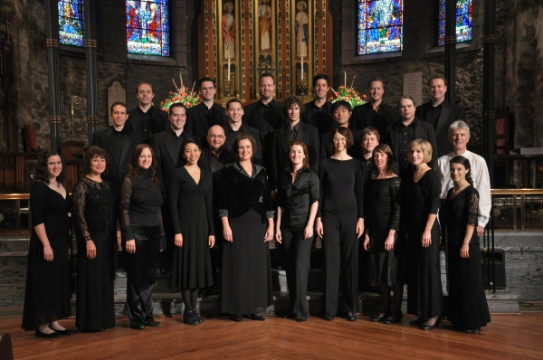 The Simon Carrington Chamber Singers